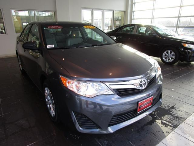 2014 Toyota Camry Sedan for sale in Newburgh for $19,995 with 12,831 miles.