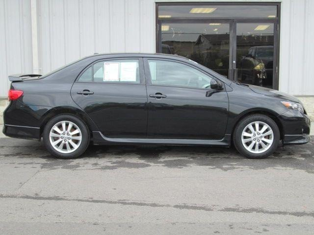 2010 Toyota Corolla S Sedan for sale in Oneonta for $12,995 with 48,841 miles.