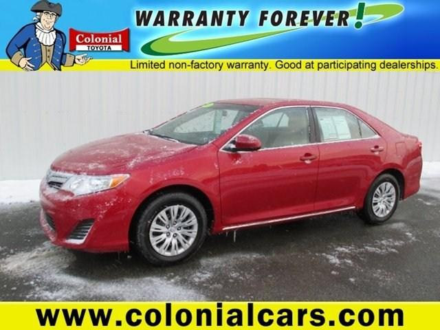 2013 Toyota Camry Sedan for sale in Indiana for $17,995 with 40,145 miles.