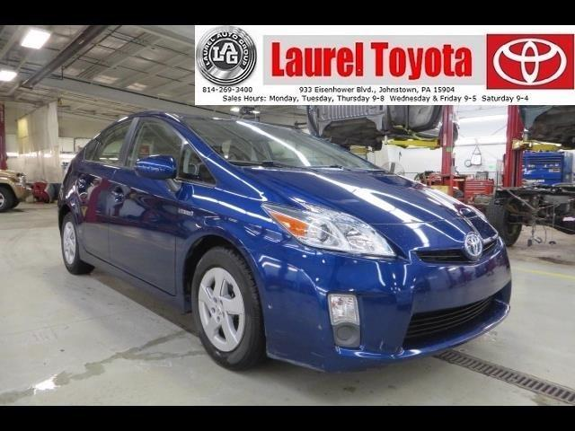 2010 Toyota Prius III Hatchback for sale in Johnstown for $15,500 with 35,745 miles