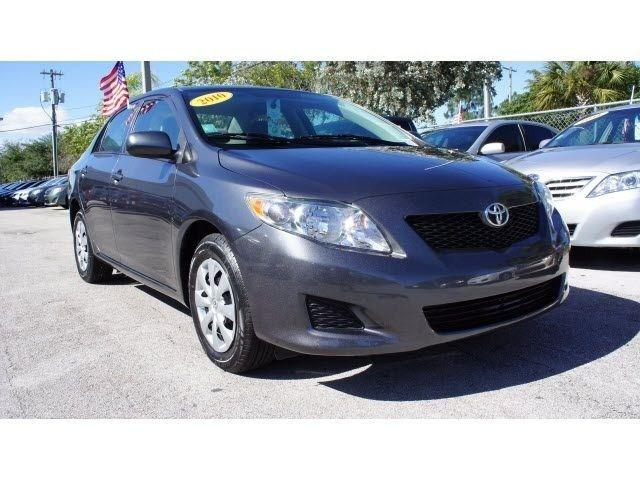 2010 Toyota Corolla LE Sedan for sale in Homestead for $9,591 with 76,418 miles.