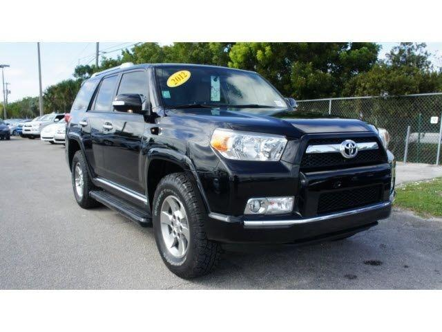 2012 Toyota 4Runner SR5 SUV for sale in Homestead for $27,723 with 29,448 miles.