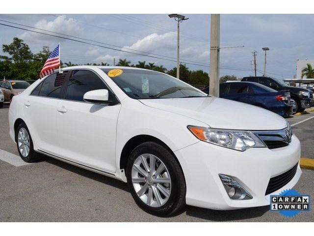 2013 Toyota Camry Sedan for sale in Homestead for $21,979 with 17,953 miles.