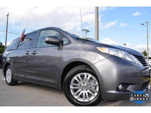 2014 Toyota Sienna Minivan for sale in Homestead for $29,988 with 10,554 miles.