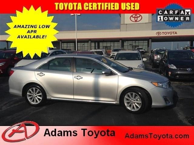 2012 Toyota Camry XLE Sedan for sale in Lees Summit for $23,995 with 24,472 miles.