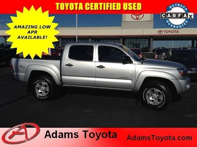 2011 Toyota Tacoma Double Cab Crew Cab Pickup for sale in Lees Summit for $23,495 with 37,913 miles.