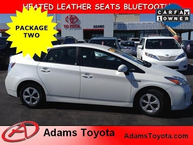2012 Toyota Prius Two Hatchback for sale in Lees Summit for $17,325 with 37,548 miles
