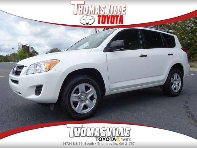 2012 Toyota RAV4 Base SUV for sale in Thomasville for $19,775 with 39,133 miles.