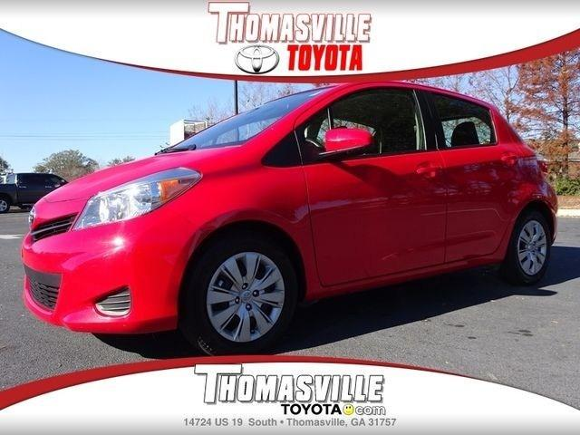 2014 Toyota Yaris Hatchback for sale in Thomasville for $14,175 with 37,672 miles.