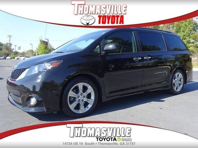 2013 Toyota Sienna Minivan for sale in Thomasville for $26,875 with 48,433 miles