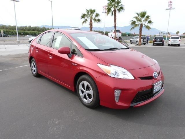 2012 Toyota Prius Three Hatchback for sale in Indio for $20,490 with 23,961 miles.
