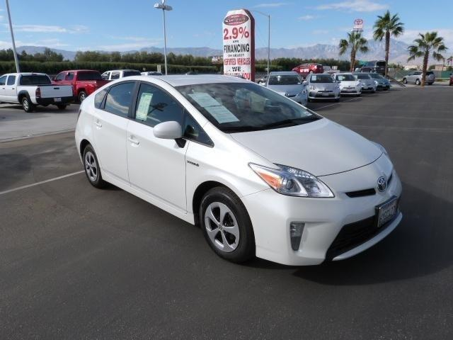 2012 Toyota Prius Two Hatchback for sale in Indio for $17,690 with 33,581 miles.