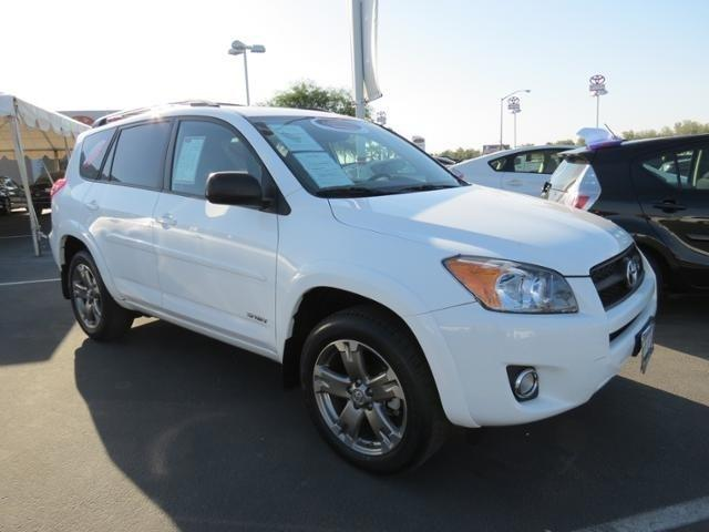 2012 Toyota RAV4 Sport SUV for sale in Indio for $24,890 with 12,547 miles
