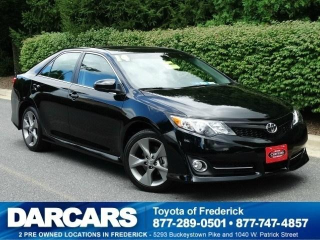 2014 Toyota Camry Sedan for sale in Frederick for $24,988 with 2,999 miles.