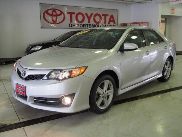 2012 Toyota Camry SE Sedan for sale in Portsmouth for $16,995 with 53,627 miles