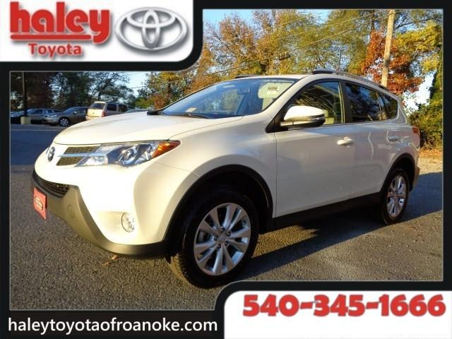2013 Toyota RAV4 SUV for sale in Roanoke for $25,975 with 13,305 miles.
