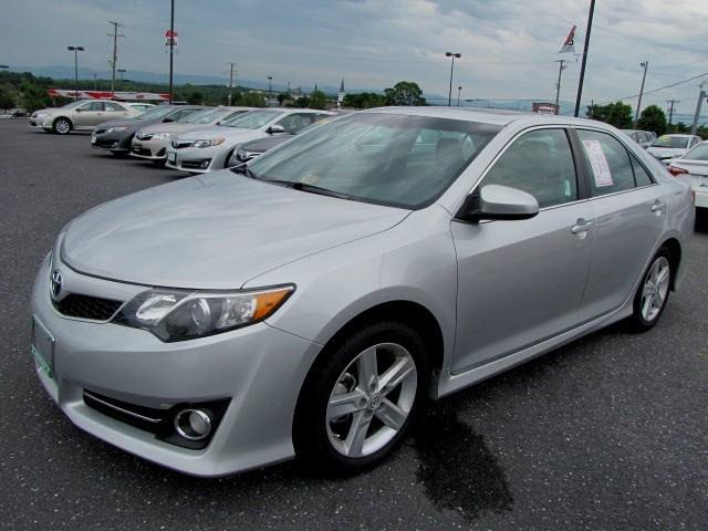 2013 Toyota Camry Sedan for sale in Staunton for $21,800 with 18,238 miles.