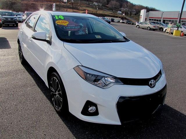 2014 Toyota Corolla S Plus Sedan for sale in Staunton for $19,988 with 5,709 miles.