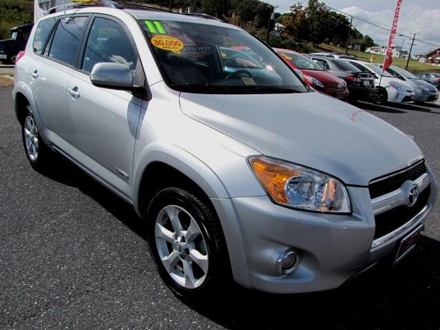 2011 Toyota RAV4 Limited SUV for sale in Staunton for $23,990 with 21,298 miles.