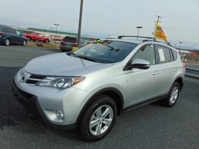 2014 Toyota RAV4 SUV for sale in Staunton for $24,773 with 2,550 miles