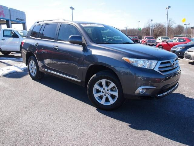 2013 Toyota Highlander SUV for sale in Martinsburg for $33,888 with 11,584 miles