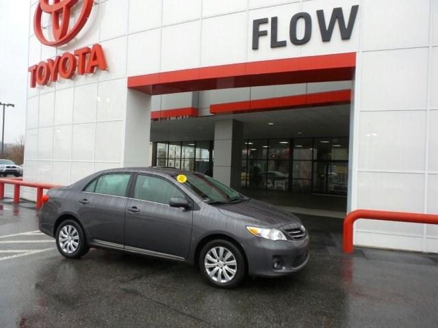 2013 Toyota Corolla LE Sedan for sale in Statesville for $15,477 with 51,641 miles