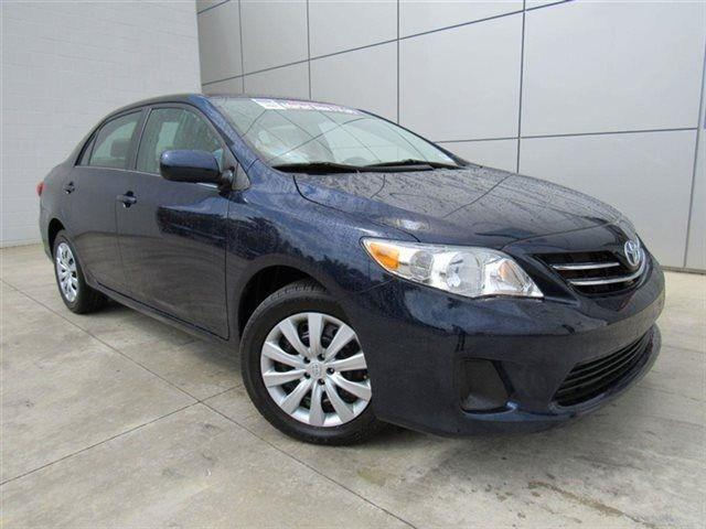 2013 Toyota Corolla LE Sedan for sale in Fayetteville for $13,997 with 39,451 miles