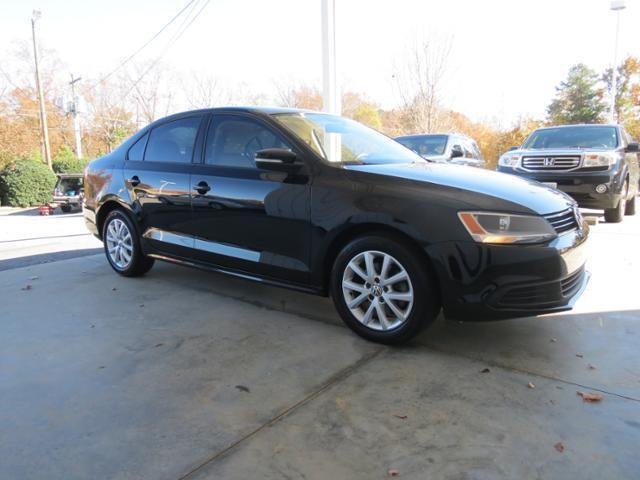 2011 Volkswagen Jetta SE Sedan for sale in Spartanburg for $13,500 with 53,970 miles.