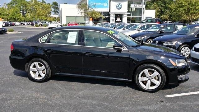 2012 Volkswagen Passat 2.5 SE Sedan for sale in Wilmington for $16,995 with 37,013 miles.