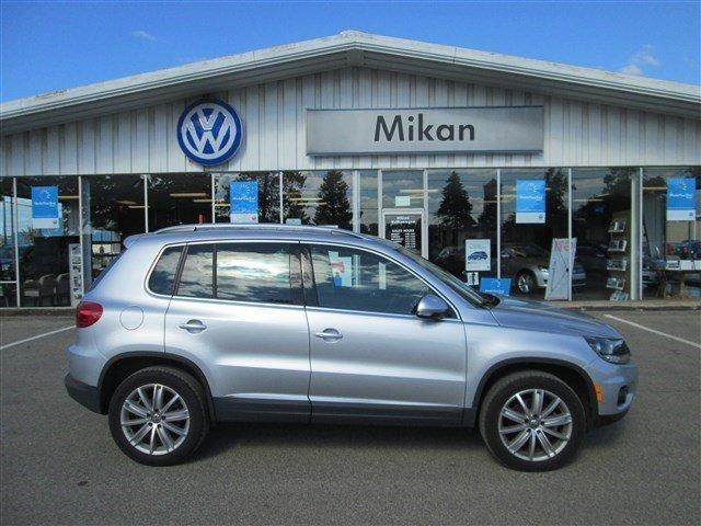 2014 Volkswagen Tiguan SE SUV for sale in Butler for $26,988 with 7,437 miles.