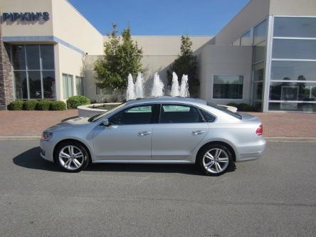 2013 Volkswagen Passat 2.0 TDI SEL Premium Sedan for sale in Valdosta for $24,988 with 34,328 miles