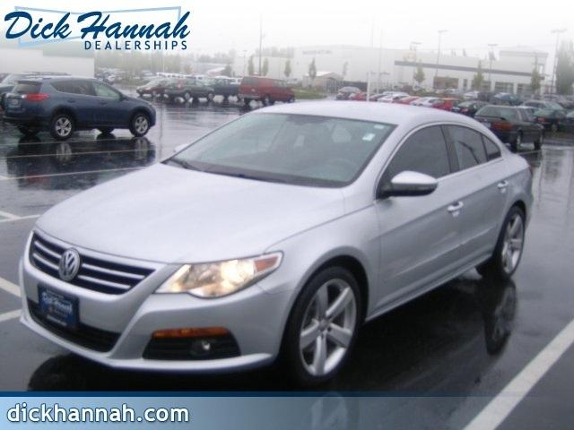 2011 Volkswagen CC Lux Sedan for sale in Vancouver for $15,988 with 55,720 miles.
