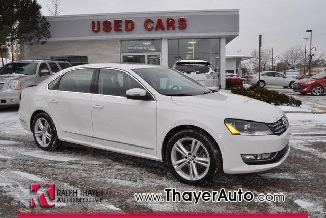 2014 Volkswagen Passat Sedan for sale in Livonia for $24,978 with 20,504 miles.