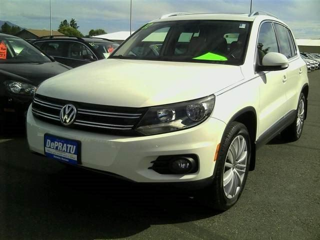 2012 Volkswagen Tiguan SUV for sale in Whitefish for $25,900 with 28,464 miles.