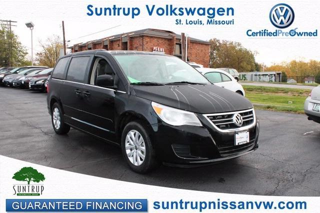 2013 Volkswagen Routan Minivan for sale in Saint Louis for $27,501 with 11,582 miles.