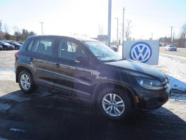 2014 Volkswagen Tiguan SUV for sale in South Burlington for $22,991 with 17,986 miles.