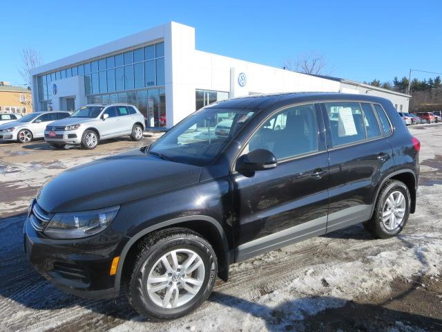 2013 Volkswagen Tiguan SUV for sale in South Burlington for $18,992 with 27,763 miles.