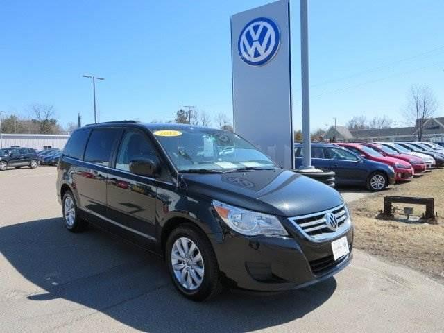 2012 Volkswagen Routan SE Minivan for sale in South Burlington for $23,991 with 39,707 miles