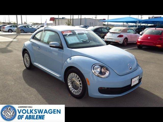 2014 Volkswagen Beetle 1.8T Hatchback for sale in Abilene for $18,992 with 12,502 miles