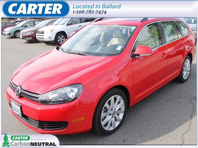 2013 Volkswagen Jetta SportWagen Wagon for sale in Seattle for $25,888 with 22,944 miles.