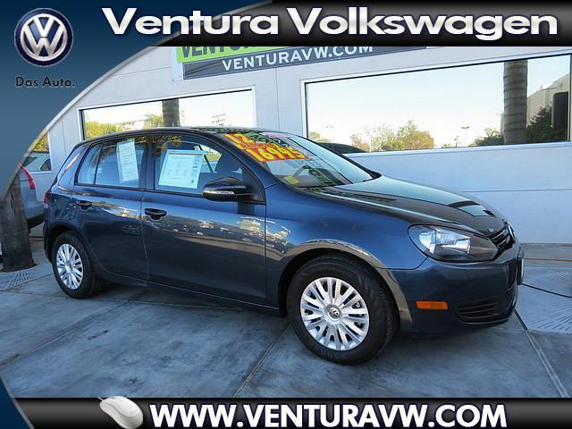 2012 Volkswagen Golf Hatchback for sale in Ventura for $18,000 with 31,809 miles.