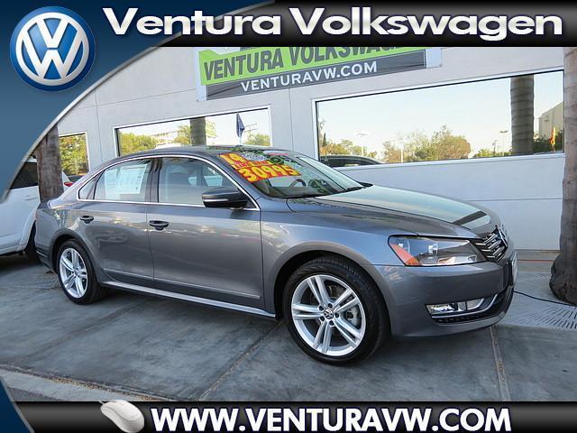 2014 Volkswagen Passat 2.0L TDI SEL Premium Sedan for sale in Ventura for $32,000 with 6,133 miles.