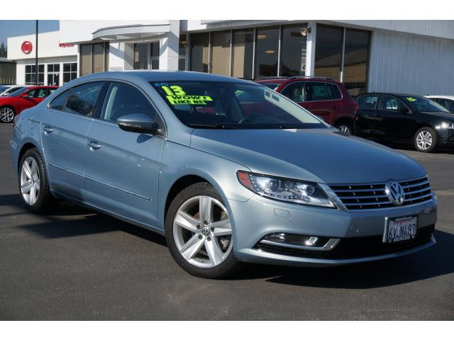 2013 Volkswagen CC 2.0T Sport Sedan for sale in Merced for $21,595 with 38,174 miles.