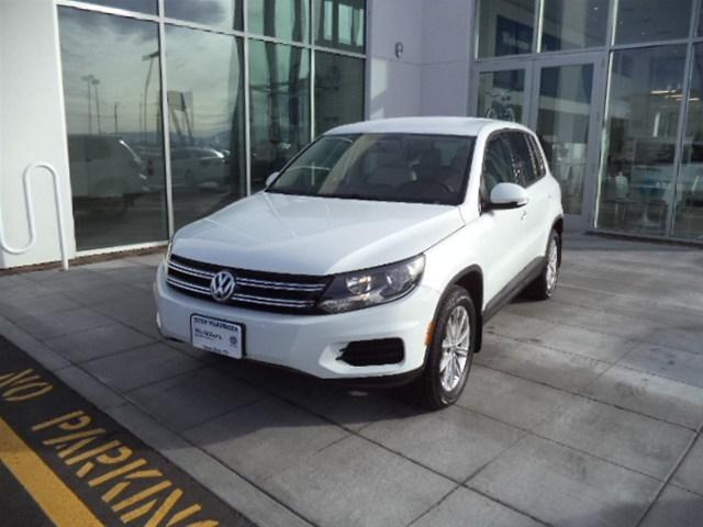 2014 Volkswagen Tiguan SE SUV for sale in Idaho Falls for $24,912 with 3,051 miles
