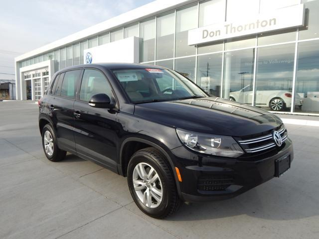 2012 Volkswagen Tiguan LE SUV for sale in Tulsa for $18,950 with 35,378 miles.