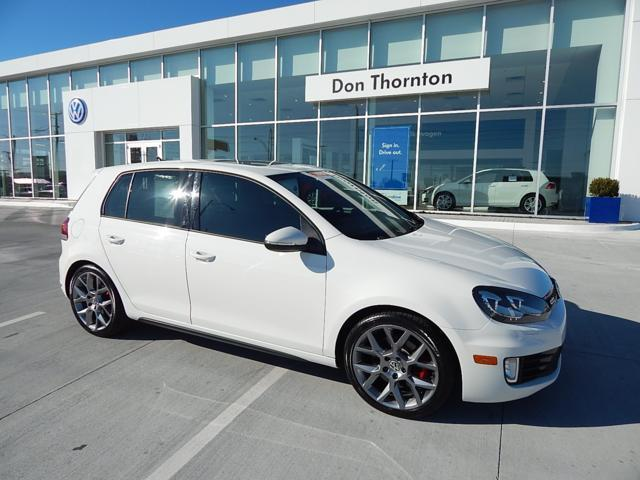 2013 Volkswagen GTI Hatchback for sale in Tulsa for $21,950 with 36,026 miles.