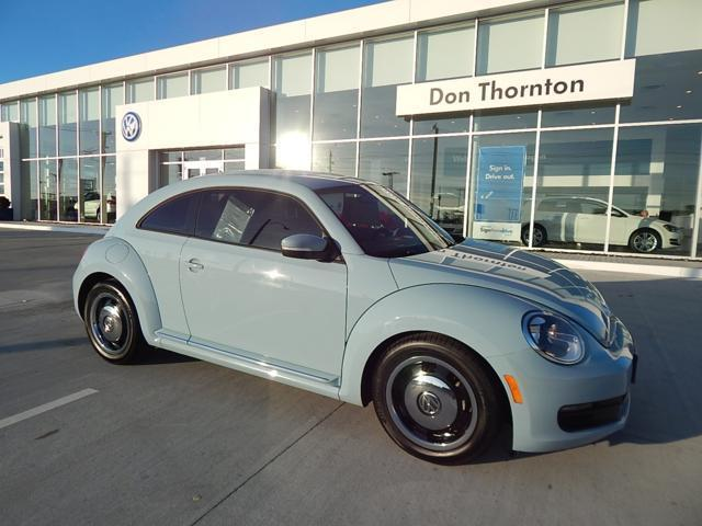 2012 Volkswagen Beetle 2.5L Hatchback for sale in Tulsa for $14,950 with 36,766 miles.