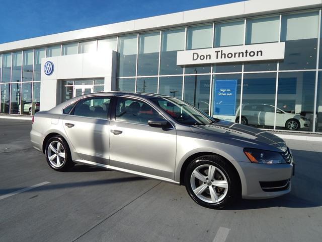 2012 Volkswagen Passat 2.5 SE Sedan for sale in Tulsa for $16,950 with 32,671 miles.