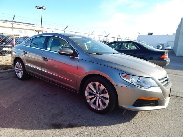 2012 Volkswagen CC Sedan for sale in Tulsa for $19,850 with 18,319 miles.