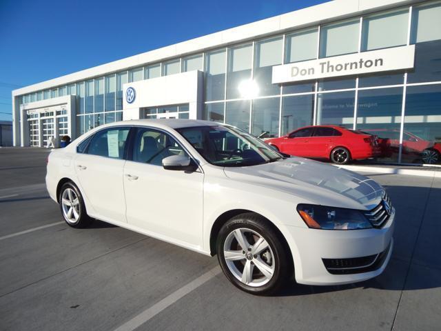 2014 Volkswagen Passat Sedan for sale in Tulsa for $17,953 with 23,443 miles
